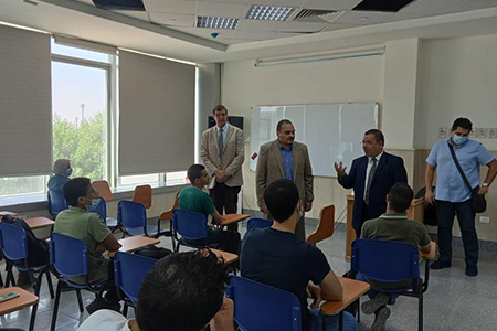 In the presence of 500 Students: Dr. Tamer Samir launches the Second Summer School for Space Science