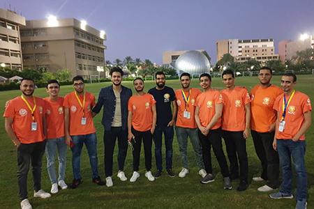 طلاب هندسة شبرا جامعة بنها يتأهلون للبطولة الأفريقية والعربية للبرمجيات لطلاب الجامعات