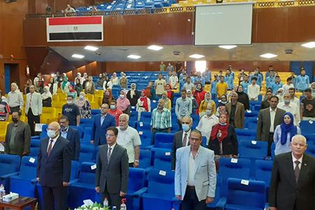 تستهدف تدريب 160 طالب: جامعة بنها تطلق المرحلة الثالثة من المبادرة الرئاسية صنايعية مصر
