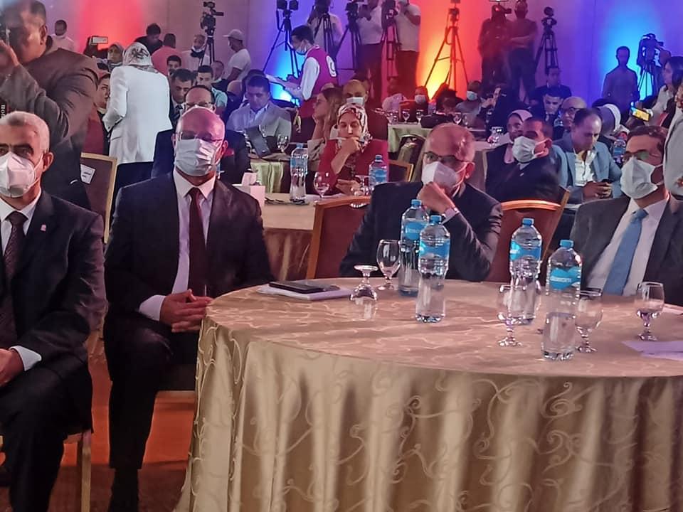 رئيس جامعة بنها يشارك فى مؤتمر تكافؤ الفرص التعليمية