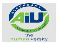 منح من جامعة Albukhray International University بكوالالمبور