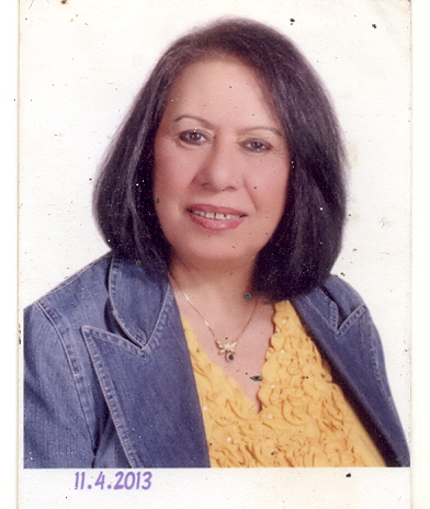 Laila Ahmed Abdel Wahab